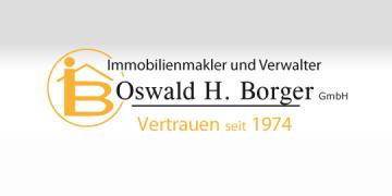 Makler für Immobilien - Oswald H. Borger GmbH
