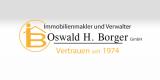 Makler - Immobilienmakler - Oswald H. Borger GmbH